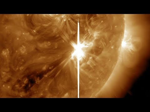 SOLAR ACTIVITY UPDATE: X9.3-Class Flare/EDCME: Sept. 7th, 2017.