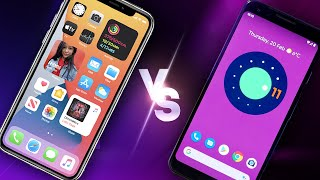 The top 5 Android features coming to iOS 14!