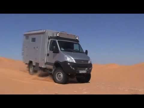 Iveco Daily 4x4, Bocklet Dakar 630