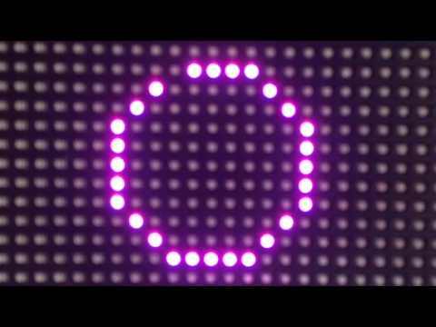 Phi Phenomenon LED Display Arduino 3