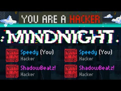 HACKING WITH SHADOWBEATZ! - MINDNIGHT with The Crew! #9