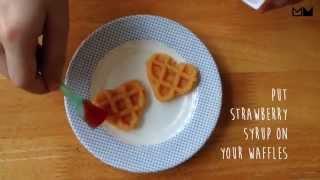 Kracie Popin' Cookin' Waffle Cafe Kit Thumbnail