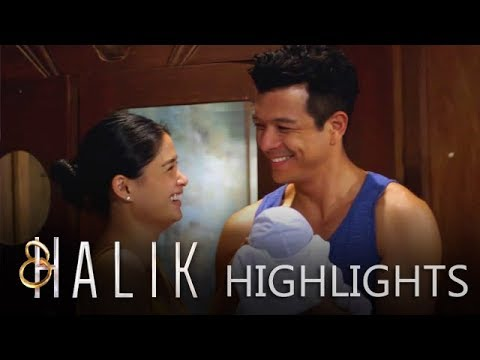 Halik: Lino takes care of Baby Cj and Jade | EP 135
