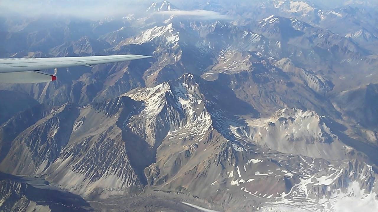 Travessia Cordilheira dos Andes parte 1