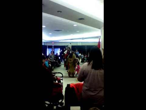 First Nation music at Algonquin College