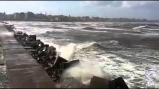 ساحل بورسعيد الان الساعه 12 ظهر الاربعاء 11 ديسمبر 2013