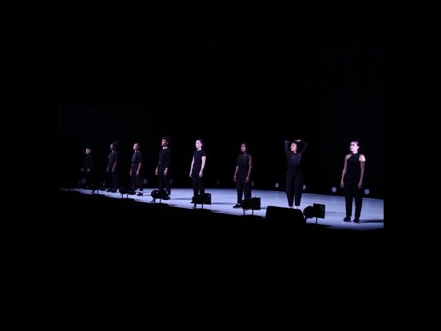 Spectacle d\'ouverture Carthage Dance 2019