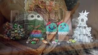 Hướng dẫn móc cây xương rồng P1/3 - How to crochet a Cactus - Part 1/3