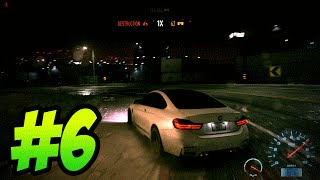 Need For Speed 2015 Gameplay Walkthrough - Part 6 - BMW M4 is Beast (Let