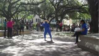 Harlem Shake Our Lady of the Lake University (OLLU Bottom version)