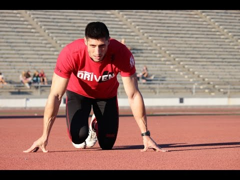 Track Lifting Routine For Speed & Power