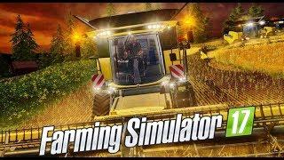 Farming Simulator 2017-Ночная смена. Пока всё пучком.