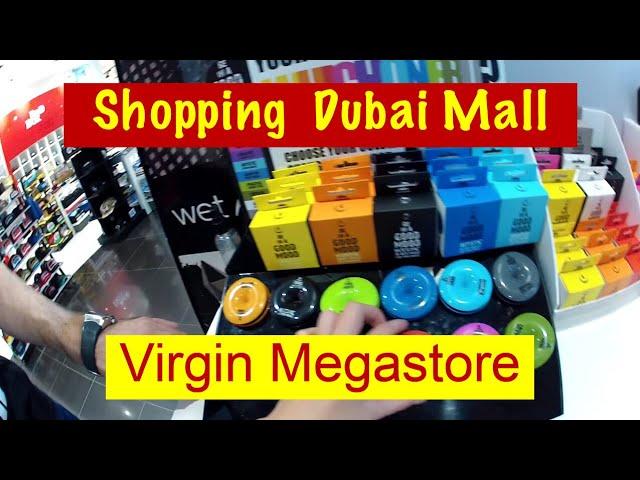 VLOG: Дубай/Шоппинг в Virgin Дубай Молл / Shopping In Virgin