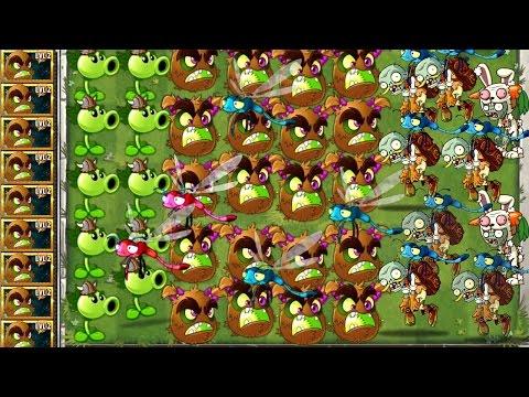 Plants vs. Zombies 2 New KIWIBEAST vs Massive Zombie Attack!