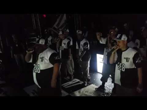 quadrilha do DJ R7 na nitro night