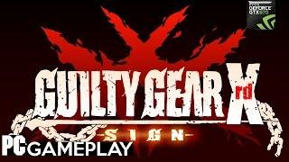 GUILTY GEAR Xrd -REVELATOR- PC Gameplay (60fps-HD).
