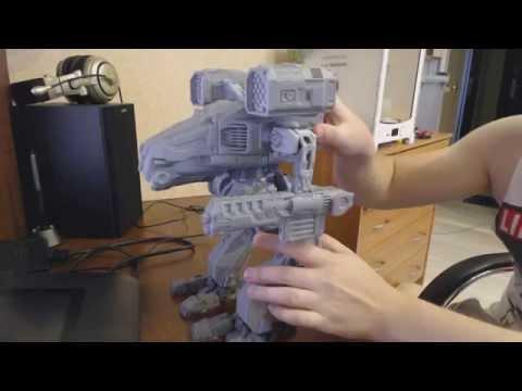 MADCAT 3D print toy