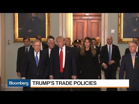 How Trump's Trade Policies May Impact the Global Economy