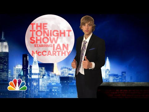 The Tonight Show PARODY - Transcendentalism in the Scarlet Letter