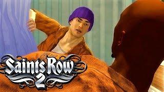 Saints Row 2 - Gameplay Walkthrough - Intro & Mission #1: Jail Break