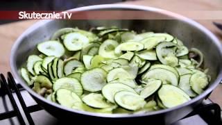 Cukinia z warzywami z patelni :: Skutecznie.Tv [HD]