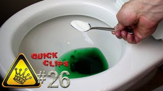 QC#26 - Slimy Toilet Prank