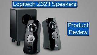 Review: Logitech Z323 Speaker System (w/ Sub-Woofer)