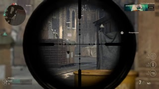 WWII SNIPING
