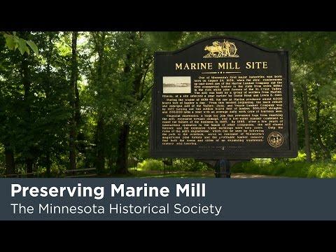 Preserving Marine Mill