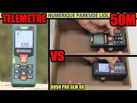Urceri Laser Entfernungsmesser : Download parkside telemetre laser lidl plem 50 a1 bosch pro glm 80