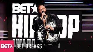DJ Khaled Hosting This Year's Hip Hop Awards - BET Breaks