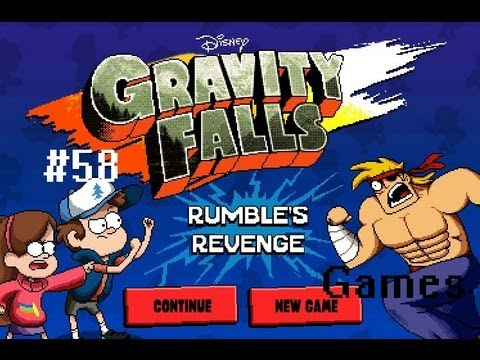 Games: Gravity Falls - Rumbles Revenge (Part 1)