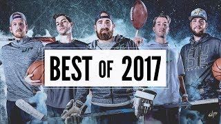 Dude Perfect Rewind 2017