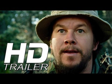 Lone Survivor Official Trailer - Mark Wahlberg