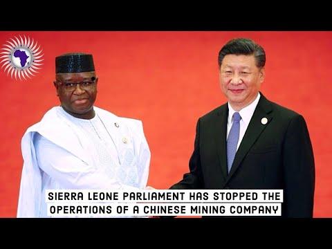 Sierra Leone Government Shuts Down China Kingho Mining Operations