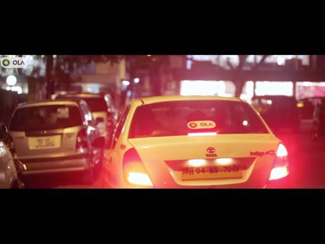 Latika Gill- OLA Cabs ad - YouTube