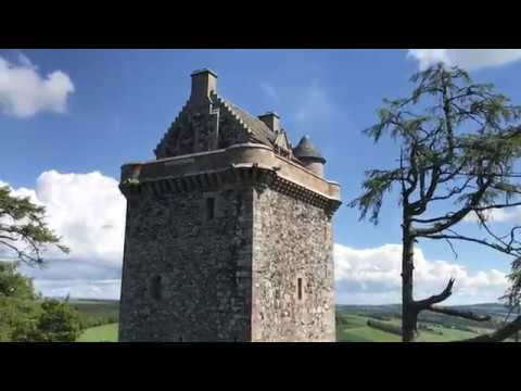 Fatlips Castle, Borders Pele Tower
