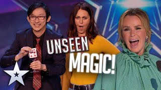 UNSEEN MAGIC! | Britain's Got Talent