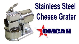 Omcan Cheese Graters