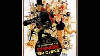 Georges Delerue - Tribulations d'un Chinois en Chine (Générique)