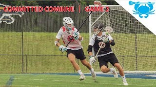 Committed Combine | Game 2