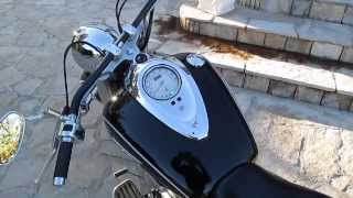 Yamaha Wild Star by Bosqe