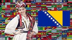 Drapeaux du monde - Épisode 25 : Bosnie-Herzégovine