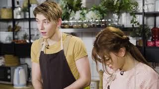 《Girls' Talk - Cooking Girls》第56集 - 鮮椰青蟶子Otak Otak