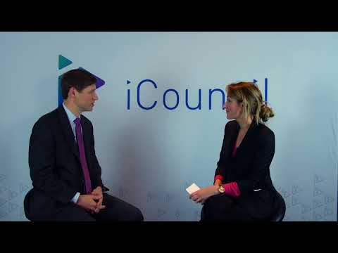 Lance Crist Interview at World Oil & Gas Week