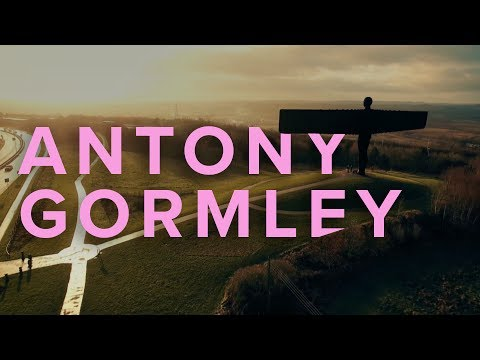 ANTONY GORMLEY | CREATIVE MINDS