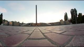 Усть-Каменогорск. Любительский 360 видео тур.