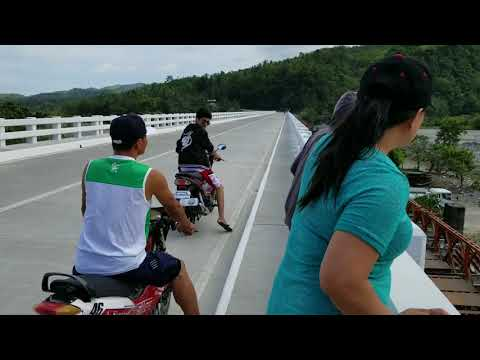 Lisap Bridge Bongabong,  Oriental Mindoro