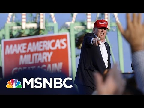 Donald Trump Can Erase The Past By Saying Presidnt Obama Born In US | Morning Joe | MSNBC