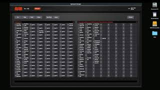 Using the Hydrasynth patch manager